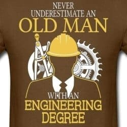 48. Never Underestimate an Old Man