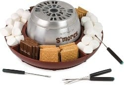 Indoor Electric Stainless Steel S'mores Maker