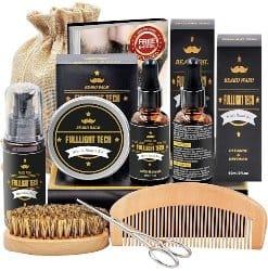 Beard Grooming & Care Kit for Men
