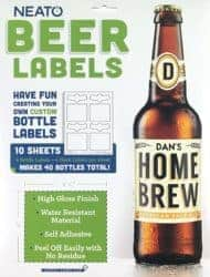 Best Beer Gifts - Beer labels