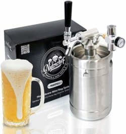 Best Beer Gifts - Pressurized Mini Keg System