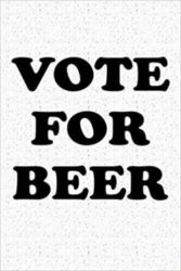 Best Beer Gifts - Vote for beer journal notebook