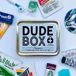 Best Groomsmen Gift Ideas - Bachelor Party Hangover Kit (1)