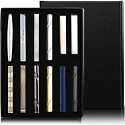 Best Groomsmen Gift Ideas - Tie Clips Set