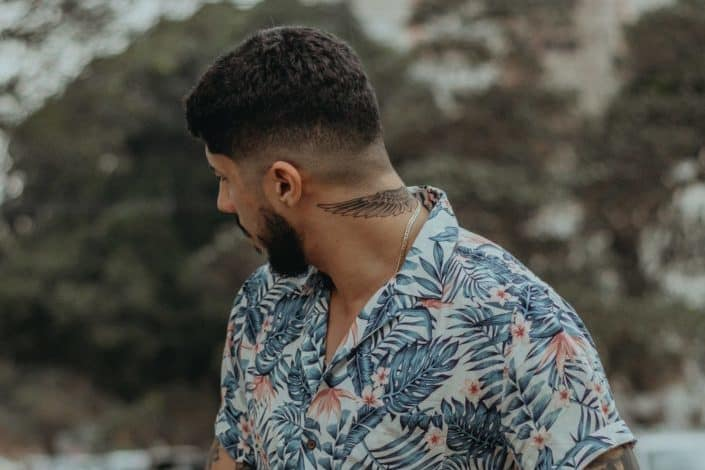 Best Modern Mens Haircut - Low Skin Fade + Faux Hawk.jpeg