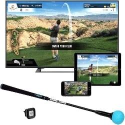 Best Retirement Gift Ideas for Men - Smart Golf Game Simulator (1)