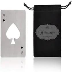 CHeap Groomsmen Gift Ideas - Credit Card Size Casino Bottle Opener