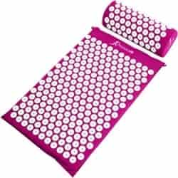 Cheap Birthday Gift Ideas - Acupressure Mat and Pillow Set for Back