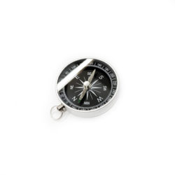 Cheap Gift Ideas - Engraved Aluminum Compass