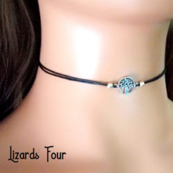 Cheap Gift Ideas - Tree of Life choker necklace