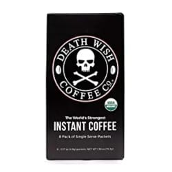 Cheap Groomsmen Gift Ideas - Death Wish Instant Coffee
