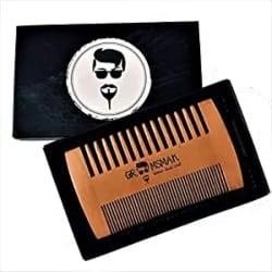 Cheap Groomsmen Gift Ideas - Luxury Wooden Beard Comb
