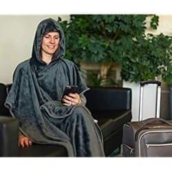 Travel Premium Blanket for Airplane (1)