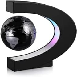 Cheap yet Unique Gift Ideas for Men - Magnetic Levitation Floating World Map Globe