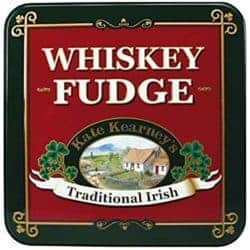 Cool gifts for Dad- Kate Kearney Whiskey Fudge in Tin