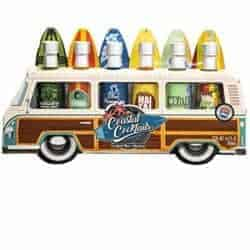Cool Gifts for Dad- Woody Summer Bus Cocktail Mixers
