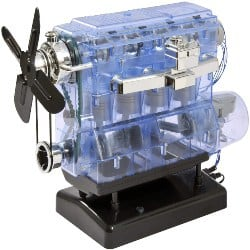 DIY Retirement Gift Ideas for Men - Haynes Build Your Own Internal Combustion Engine (1)