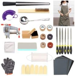 DIY gifts - Ring Making Tools Kits