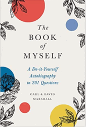 DIY gifts - The Book of Myself A Do-It-Yourself Autobiography
