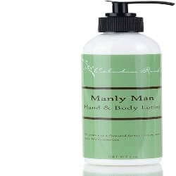 Manly Groomsmen Gift Ideas - Manly Man Body Lotion