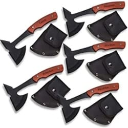 Manly Groomsmen Gift Ideas - Personalized Axes