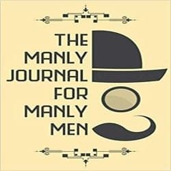 Manly Groomsmen Gift Ideas - The Manly Journal For Manly Men (1)