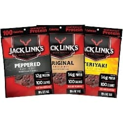 Manly Retirement Gift Ideas for Men - Jack Link's Beef Jerky Variety Pack (1)