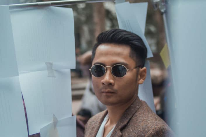 Mens Modern Short Haircut - Classic Combed Back Style.jpeg