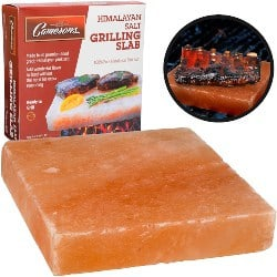 Retirement Gift Ideas for Dad - Himalayan Pink Salt Slab Block (1)