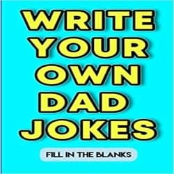 Retirement Gift Ideas for Dad - Write Your Dad Own Jokes Fill in the Blanks (1)