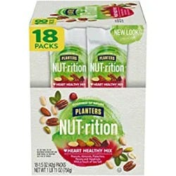 Planters NUTrition Heart Healthy Nut Mix