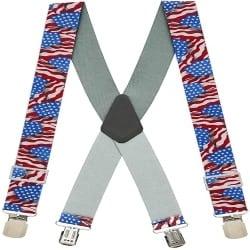 SuspenderStore Men's Heavy Duty Work Suspenders (1)