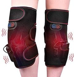 SMall Retirement Gift Ideas for Men - Wireless Heated Knee Wrap (1)