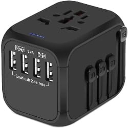 Small Birthday Gift Ideas - Universal Travel Adapter (1)