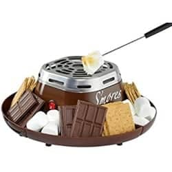Small Cheap Gift Ideas - Indoor Electric Stainless Steel S'mores Maker (1)