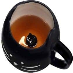 Small Cute Gift Ideas - Cat Coffee Mug (1)