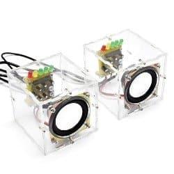 Small DIY Gift Ideas - Stereo Speaker Box DIY Kit (1) (1)