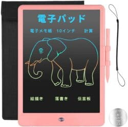 LCD Writing Tablet 10inch Colorful Doodle Pad