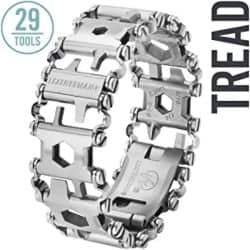 Small Groomsmen Gift Ideas - Tread Bracelet, The Original Travel Friendly Wearable Multitool