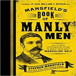 Small Manly Gift Ideas - Mansfield's Book of Manly Men (1)
