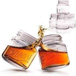Small Unique Gift Ideas - Mason Jar Shot Glasses (1)