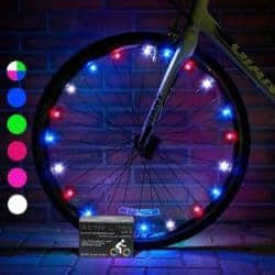 Unique Gifts For Dad Who Have Everything - Bike Wheel Lights
