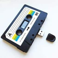 (4GB) USB Mix tape