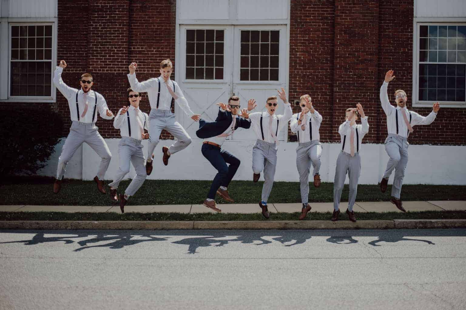 Unique Groomsmen Gifts - featured