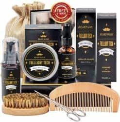 Unique but Thoughtful Gifts For Men Who Have Everything - Beard Kit for Men