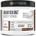 Unique but Thoughtful Gifts For Men Who Have Everything - Organic Body Scrub Set