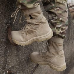 best EDC gear essentials - FREE SOLDIER Men's Tactical Boots