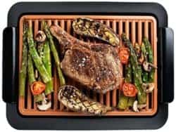 Best smokeless grill - GOTHAM STEEL Smokeless Electric Grill