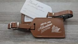 birthday gifts for dad - small luggage tags
