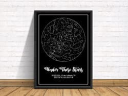 cheap gifts - Custom Star Map